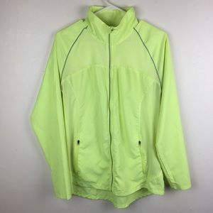 CHAMPION High Visibility Duo Dry Running Jacket